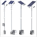 SolarNow street lights